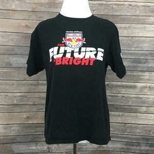 Adidas The Future is Bright Tackle Kids Cancer Tee